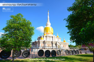 พระธาตุนาดูน พุทธมณฑลแห่งอีสาน ช่างภาพโคราช