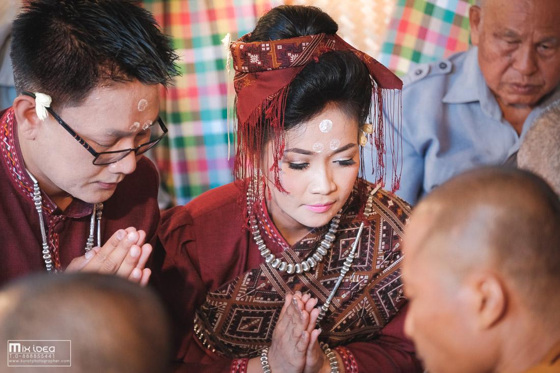Photo of งานแต่ง คุณกาญจณ์พิชชา & คุณสุนทร สไตล์อีสาน อำเภอสีดา จังหวัดนครราชสีมา (Candid)