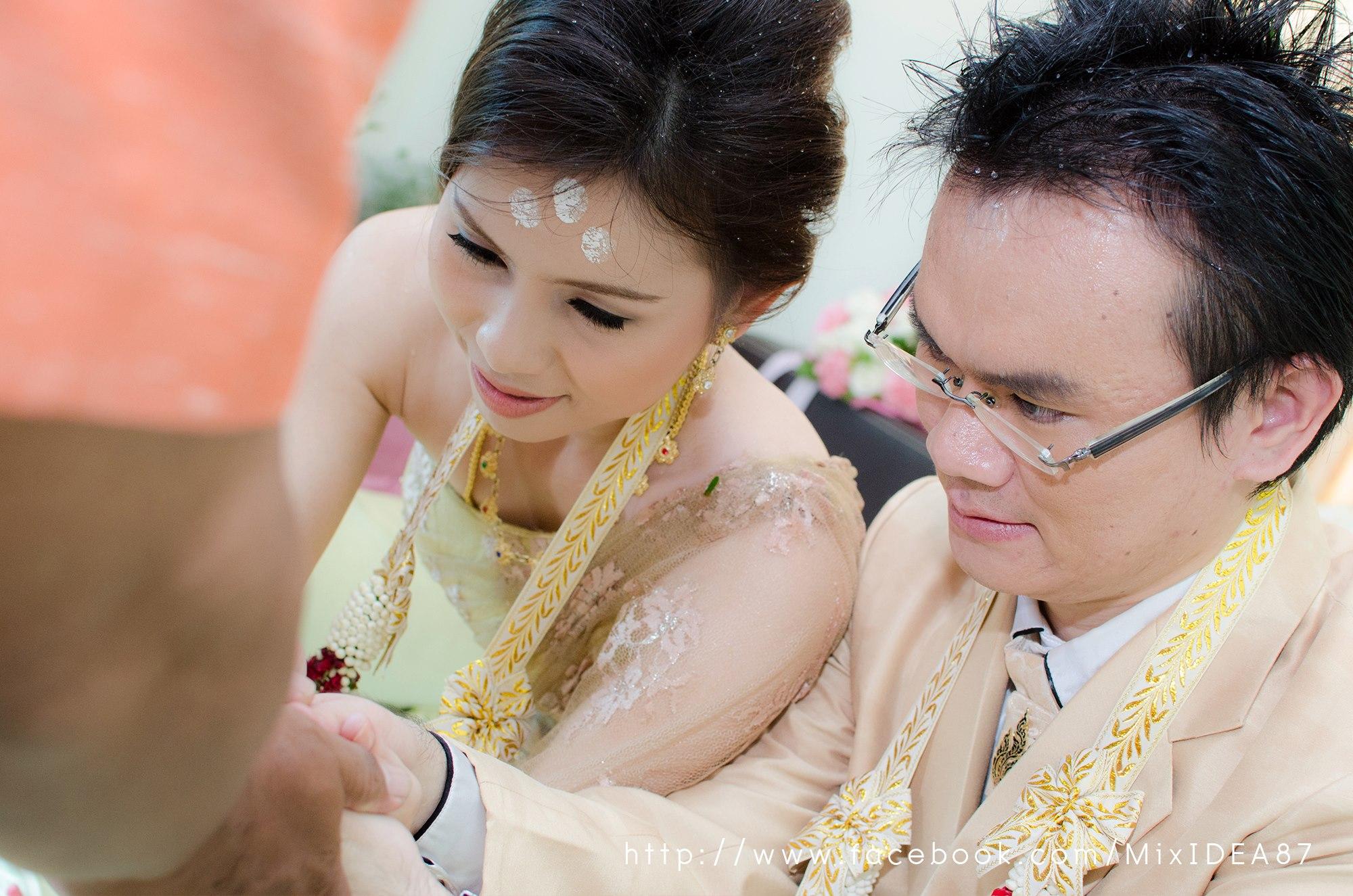 Photo of พิธีมงคลสมรส คุณจิลมิกา & นพ.วิชาญ