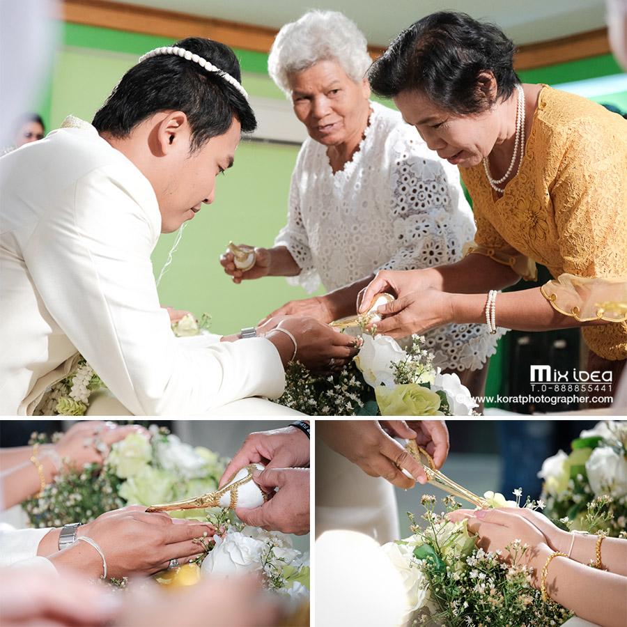 ช่างภาพโคราช งานแต่ง